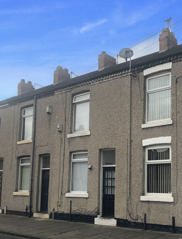 2 bed House For Rent in Middlesbrough, Cleveland - 1