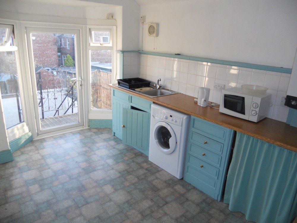 1 bed Flat For Rent in Middlesbrough, Cleveland