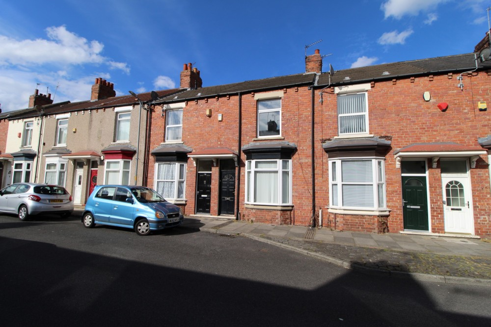 2 bed Terraced House For Rent in Middlesbrough, Cleveland