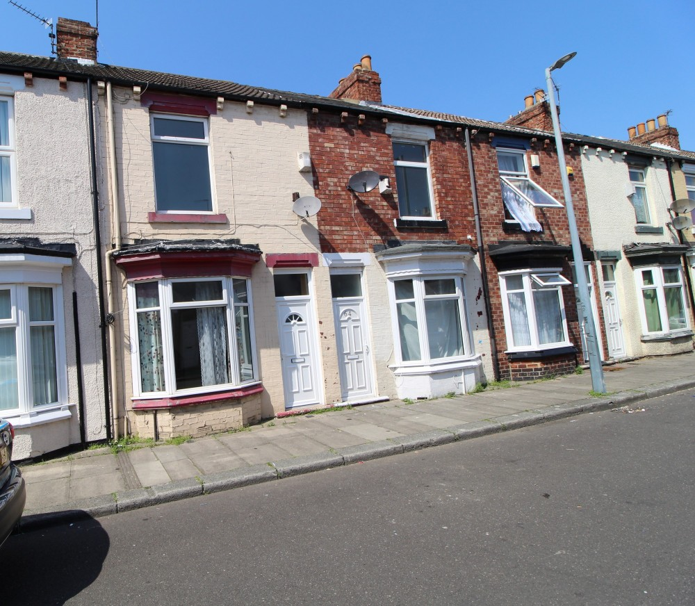 2 bed Terraced House For Sale in Middlesbrough, Cleveland