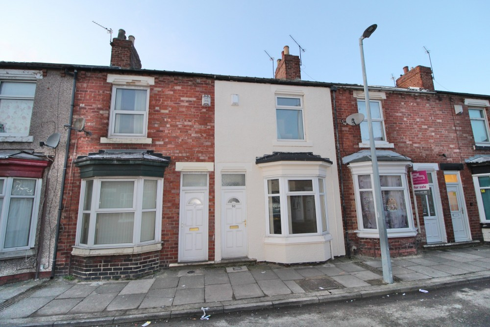 2 bed Terraced House For Sale in Middlesbrough, Cleveland - 1