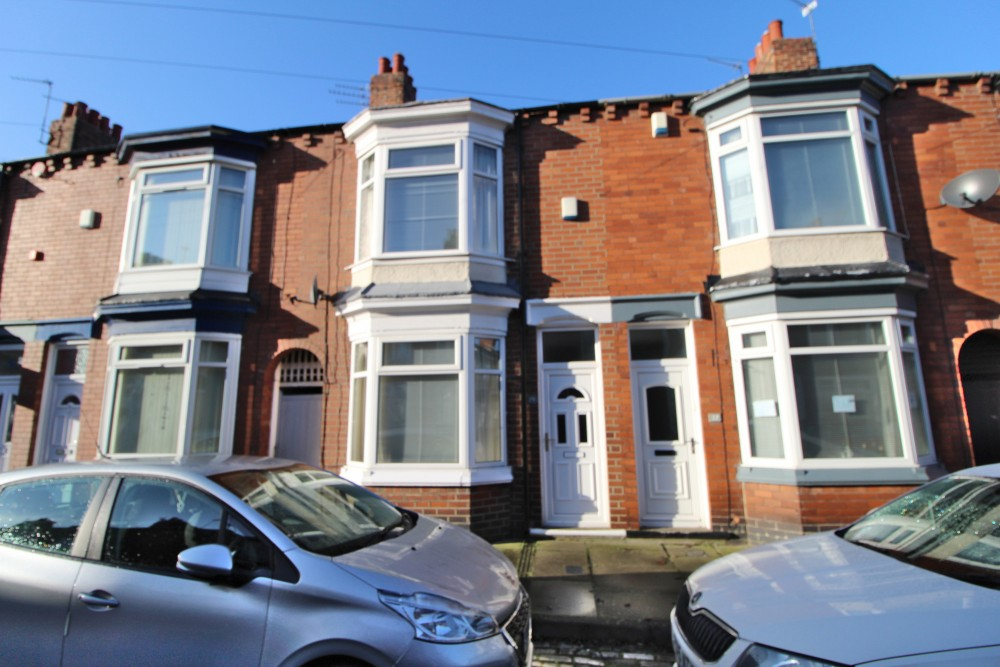 2 bed Terraced House For Sale in Middlesbrough, North Yorkshire