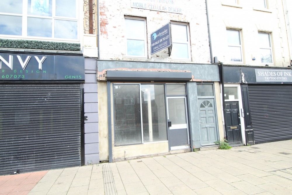 0 bed Commercial Property For Rent in Stockton-on-Tees, Cleveland - 1