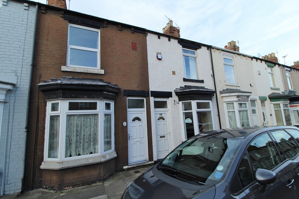 2 bed Terraced House For Rent in Middlesbrough, North Yorkshire - 1